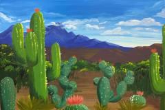 Cactus-flats